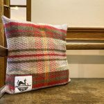 100% Recycled Wool Forest Gin Cushions